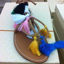 Sandals $50