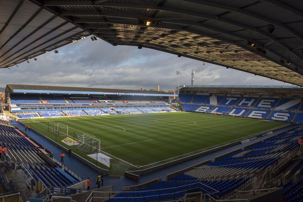 Birmingham City v Nottingham Forest - Sky Bet Championship