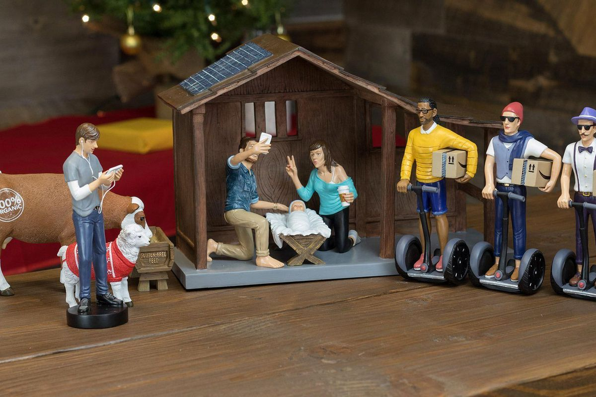 The Hipster Nativity Scene Is Here To Ruin Christmas Eater