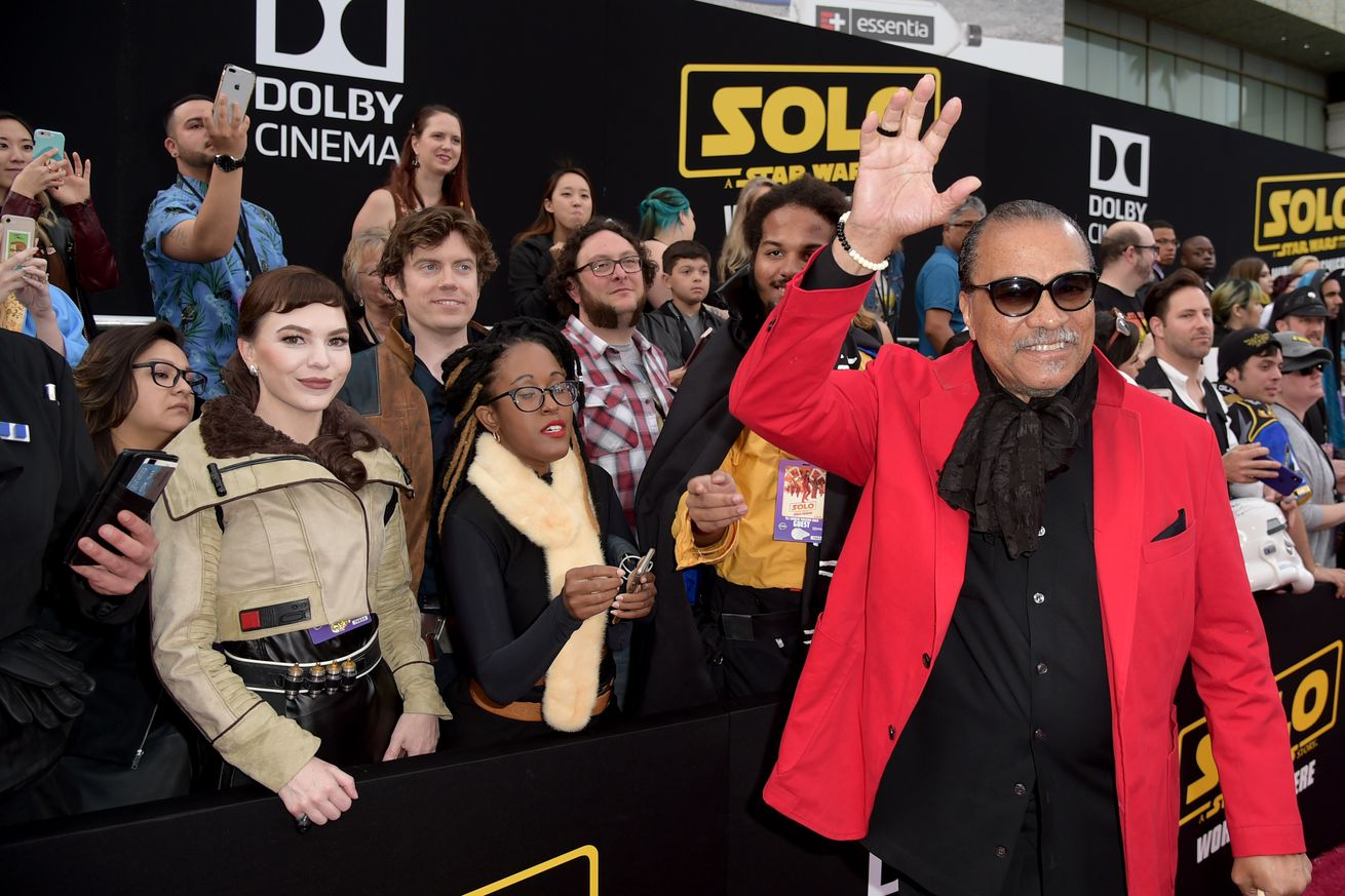 star wars episode ix will reportedly feature billy dee williams as lando calrissian