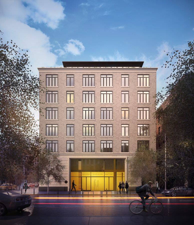 Central Harlem's new residential development surge, mapped