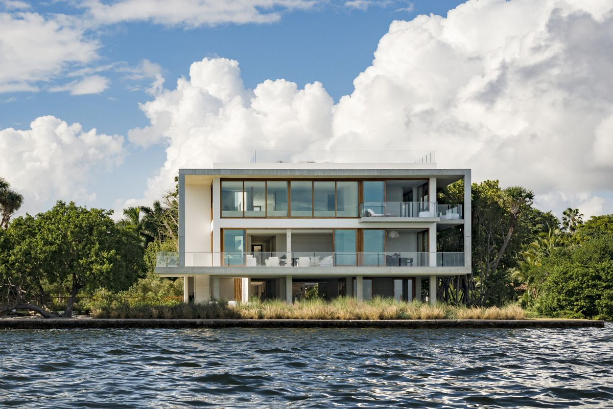 50m Casa Bahia In Coconut Grove Becomes Second Priciest Home In