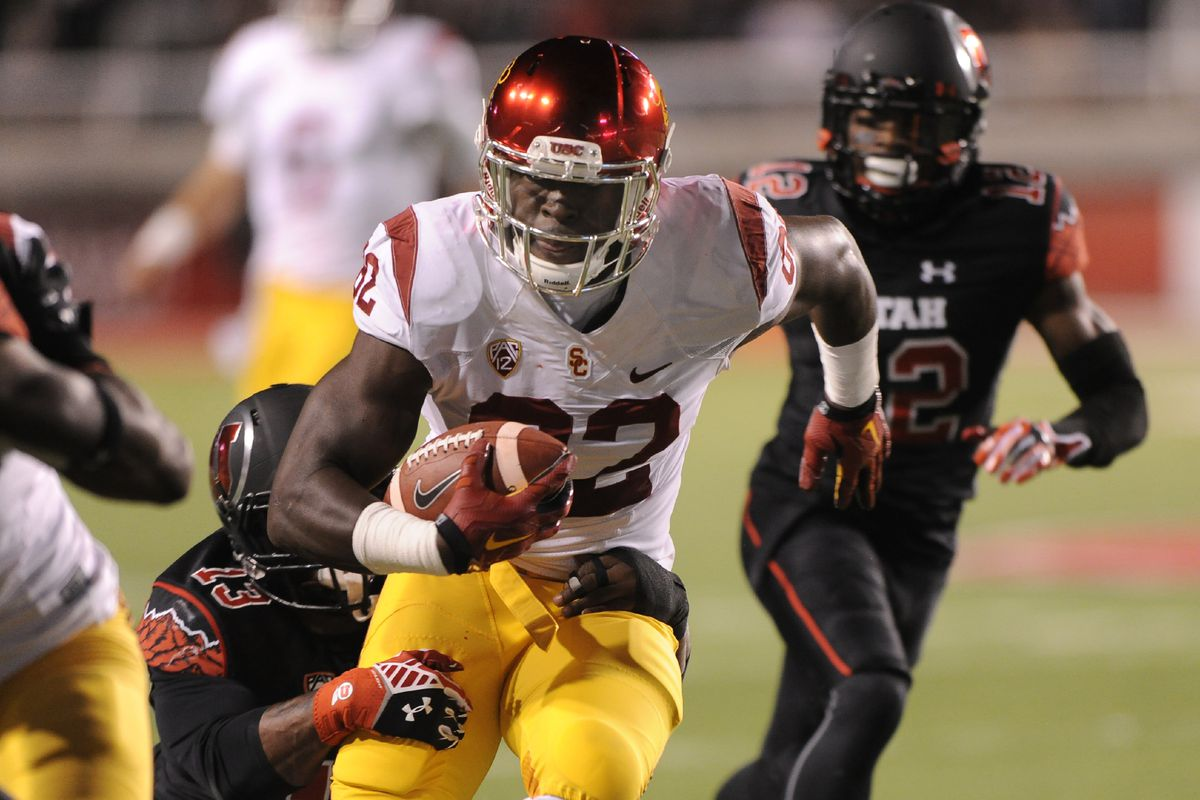 """Javorious """"Buck"""" Allen Continues to Shine as the Trojans Look to Compete for a Pac-12 Title"""