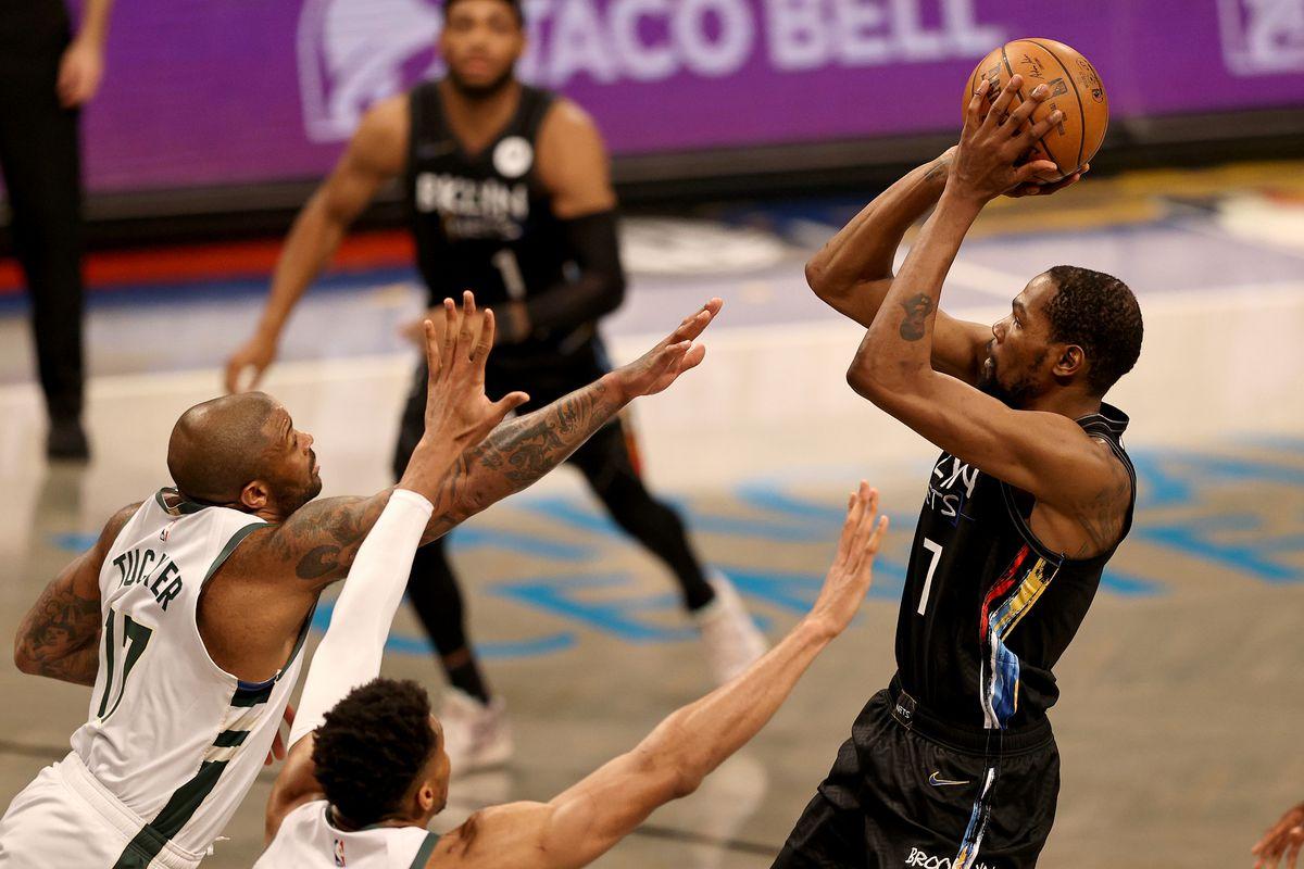 Rapid Recap Game 2 vs. Brooklyn: Milwaukee Bucks 86, Brooklyn Nets 125 - Brew Hoop