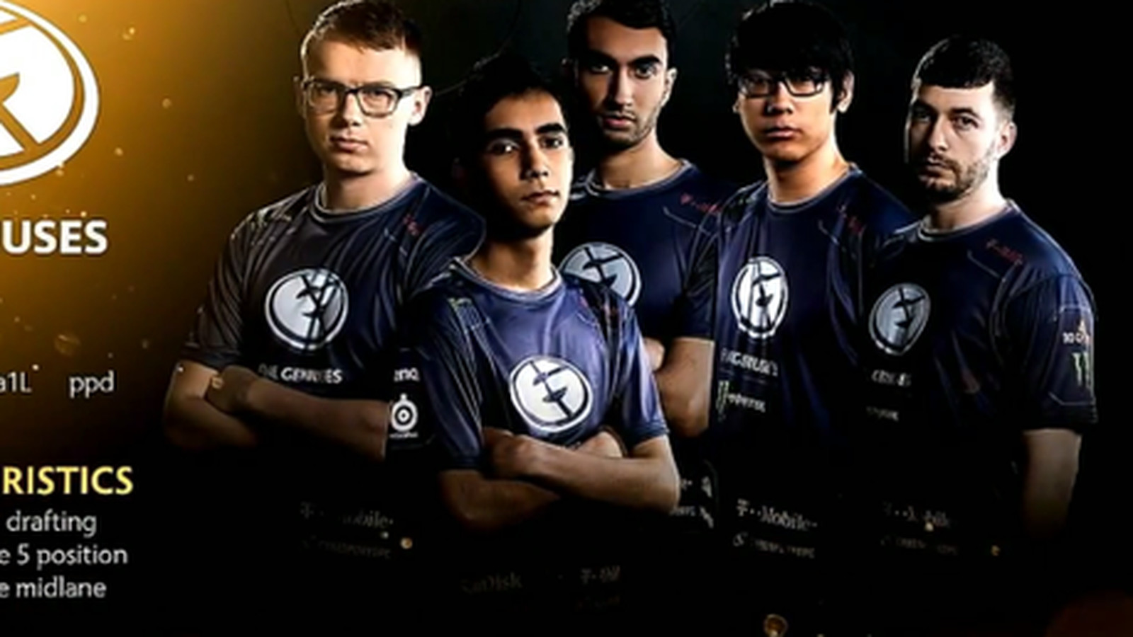 Evil Geniuses Makes The International Dota 2 Championships