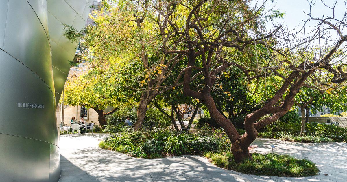 25 secret gardens and green spaces hidden around LA