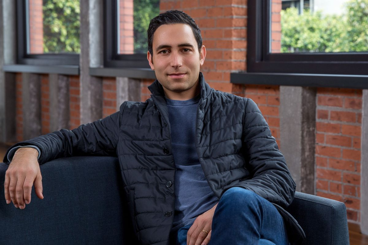 """""""The Messy Middle"""" author and Adobe Chief Product Officer Scott Belsky"""
