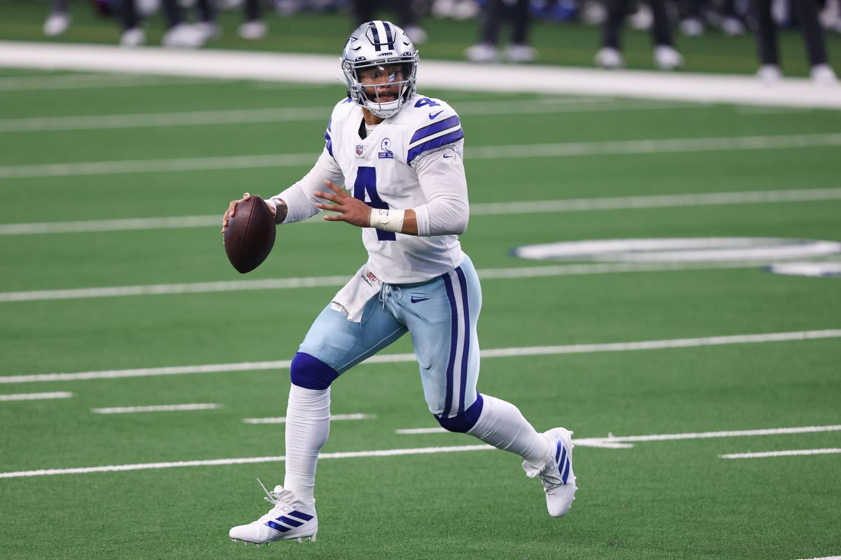 Dak Prescott a solid top 10 quarterback according to ESPN evaluation -  Blogging The Boys