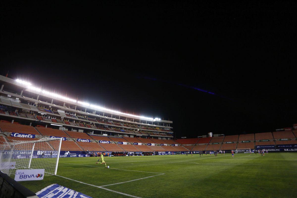 Atletico San Luis v Club Tijuana - Torneo Guard1anes 2021 Liga MX
