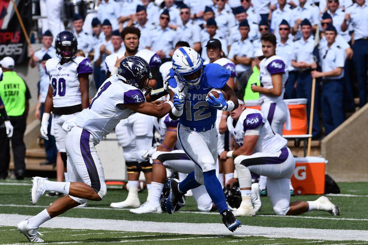 NCAA Football: Abilene Christian at Air Force
