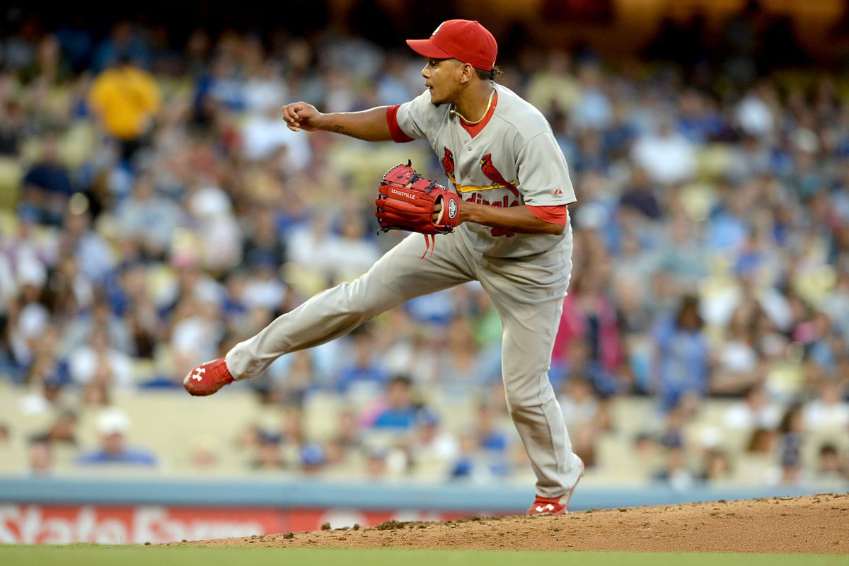 The Cardinals signed Carlos Martinez as an international free agent.