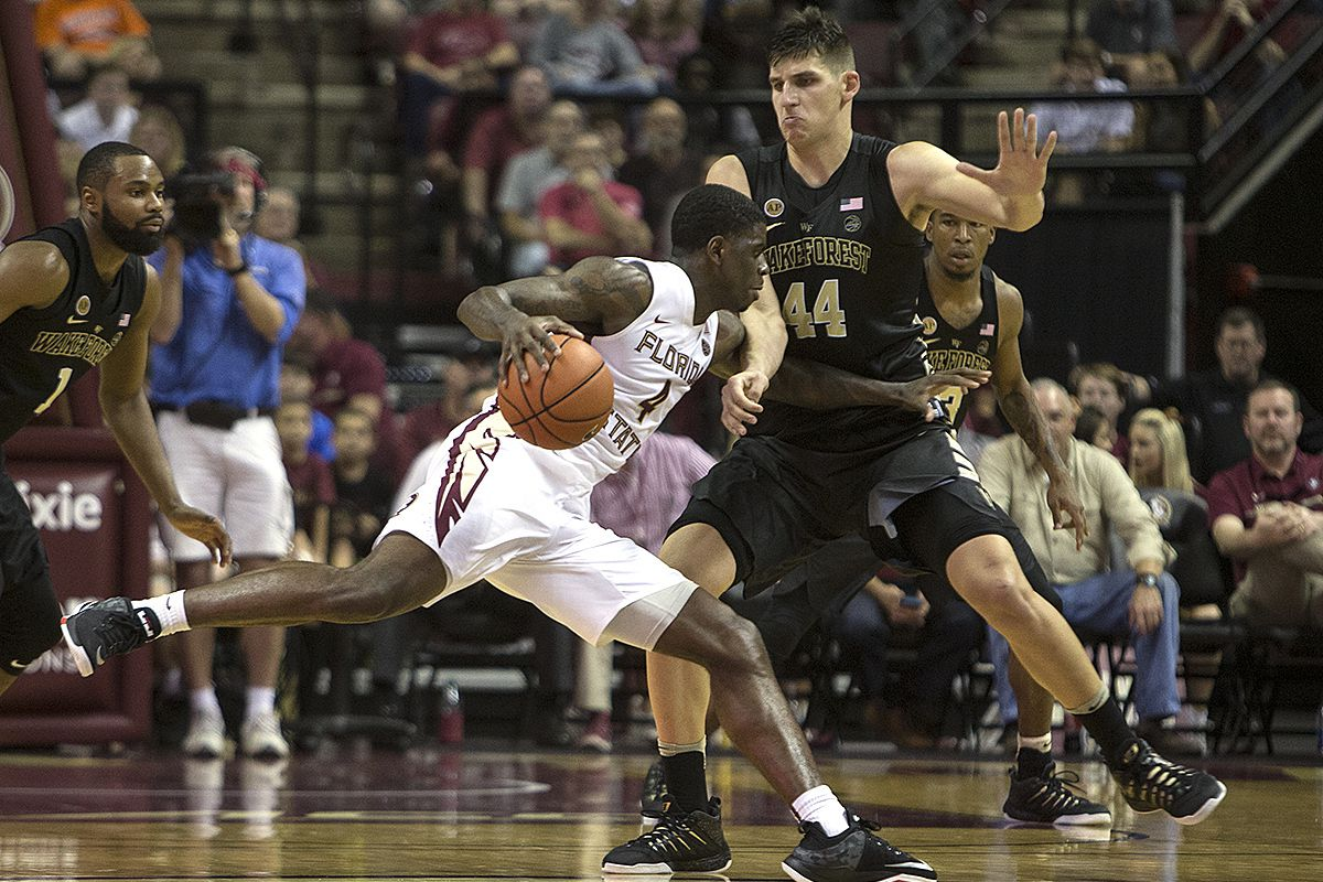 NCAA Basketball: Wake Forest at Florida State