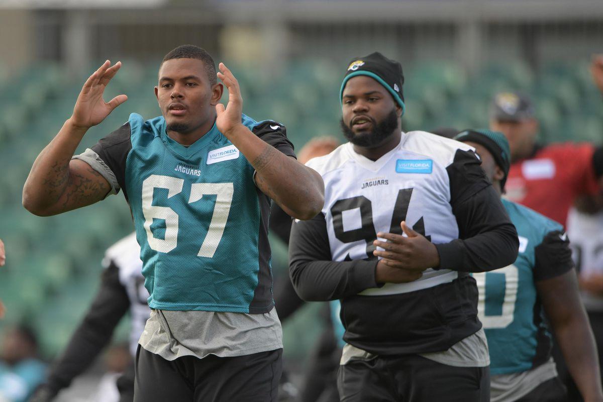 NFL: International Series-Jacksonville Jaguars Practice
