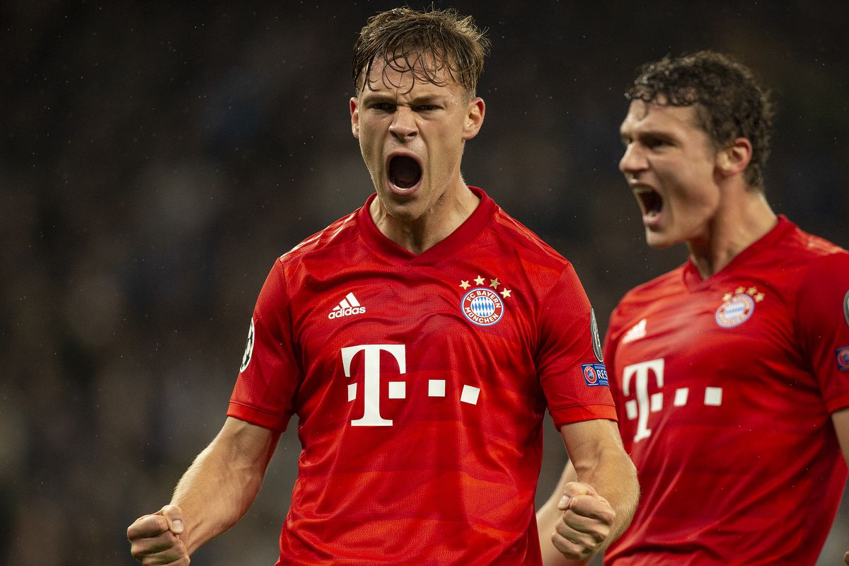 """It had nothing to do with it"": Kimmich unfazed by goal ..."
