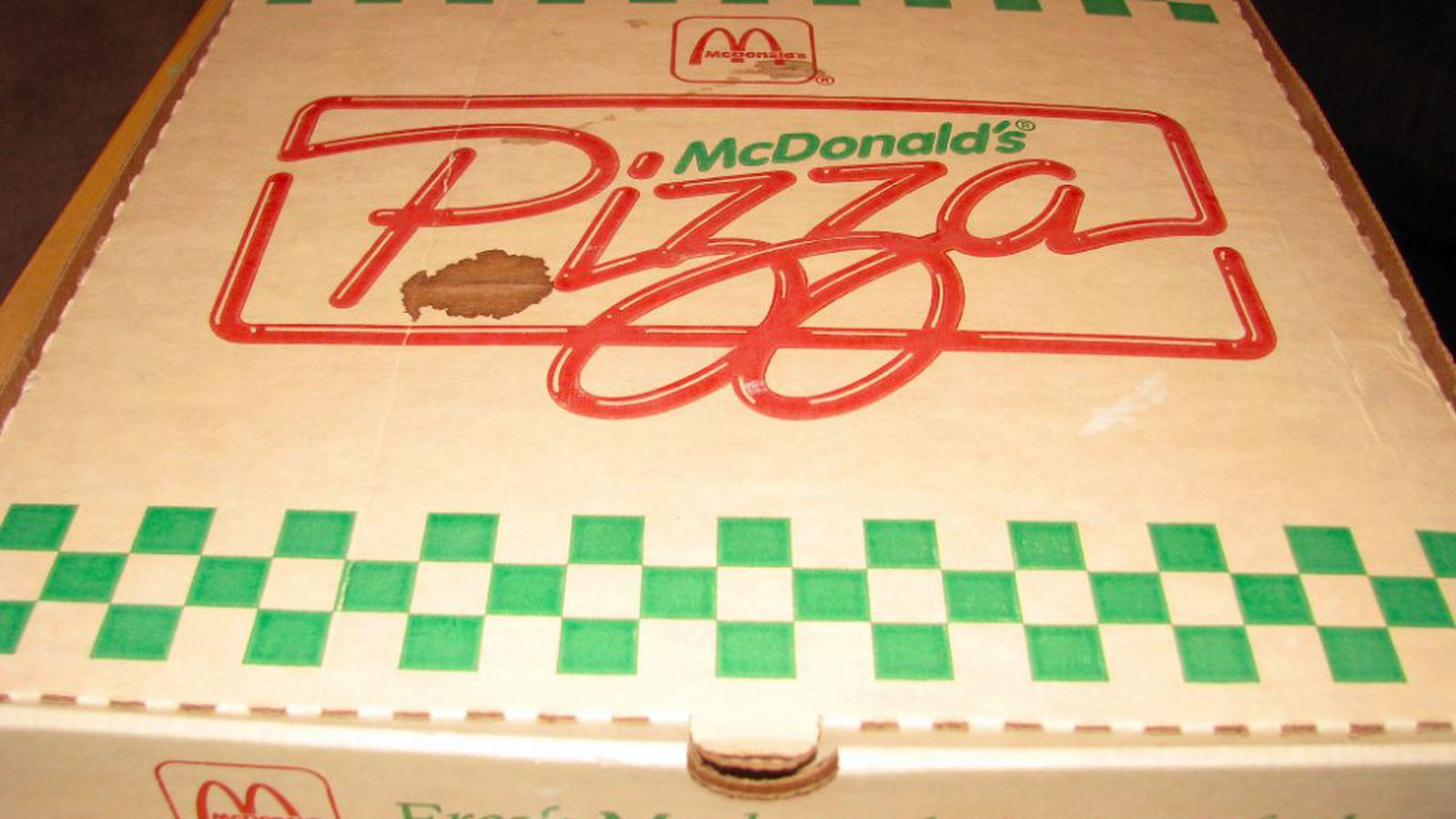 McDonalds Is Still Serving Pizza At Exactly Two