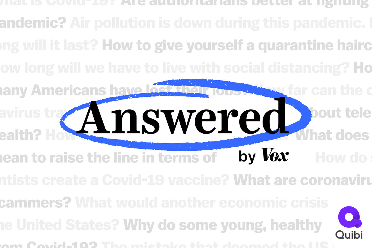 Answered by Vox logo