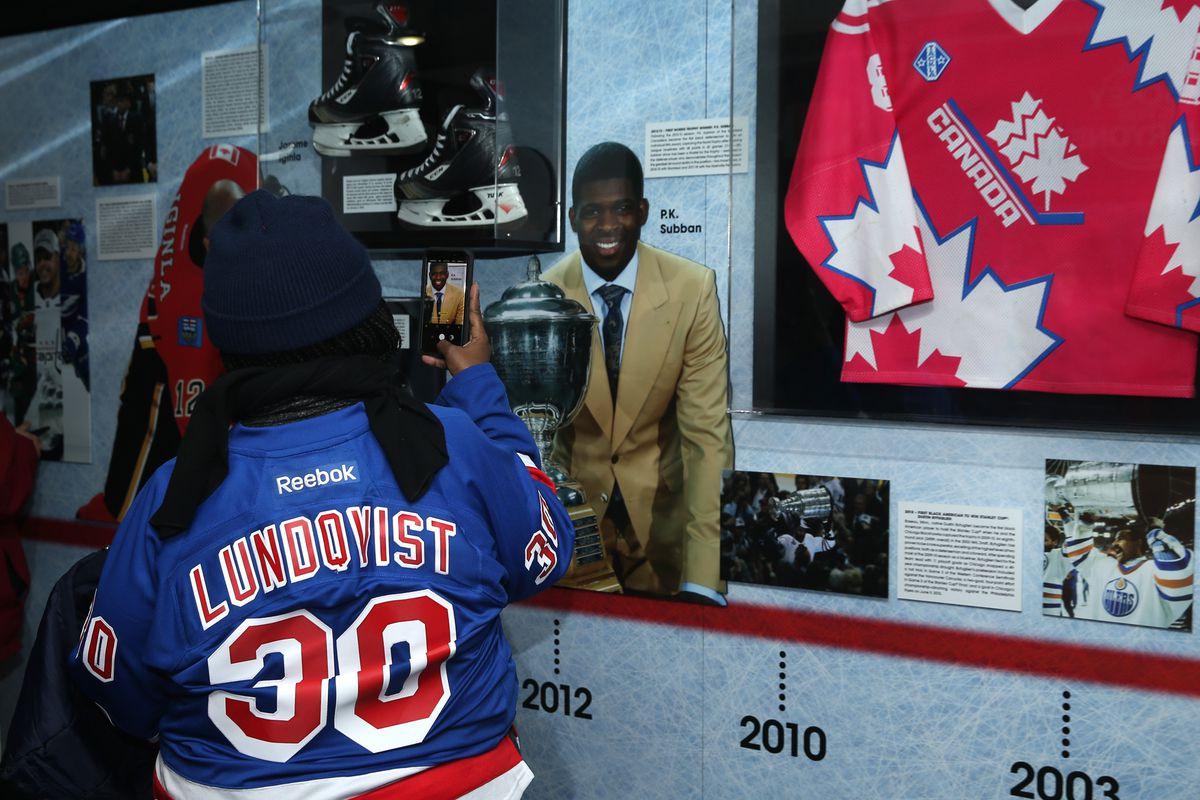 American Legacy Black Hockey History Tour