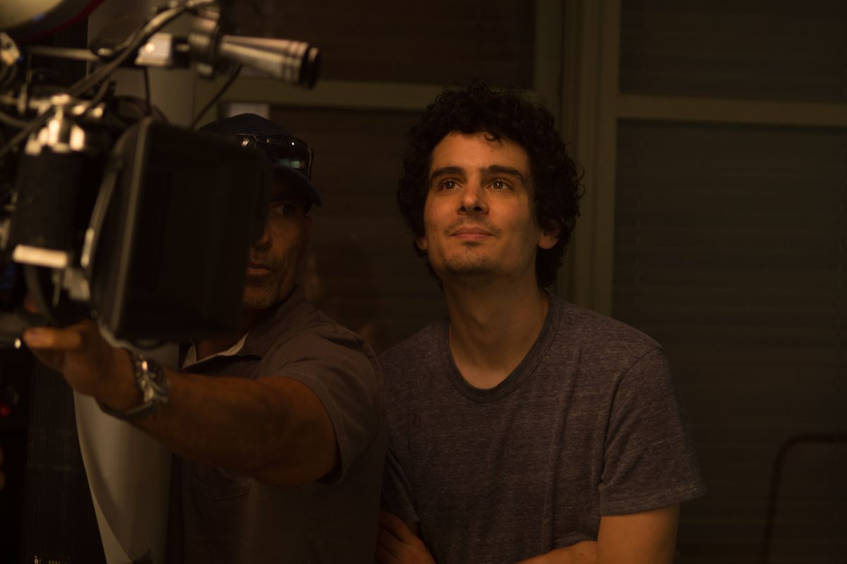 Image result for damien chazelle directing