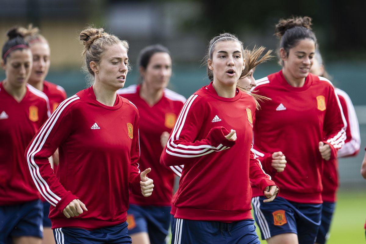 Spain Training - FIFA Women's World Cup France 2019