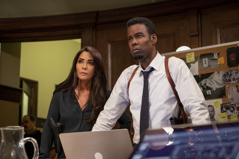 Captain Angie Garza (Marisol Nichols) assigns Detective Zeke Banks (Chris Rock) to investigate Jigsaw-style murders.