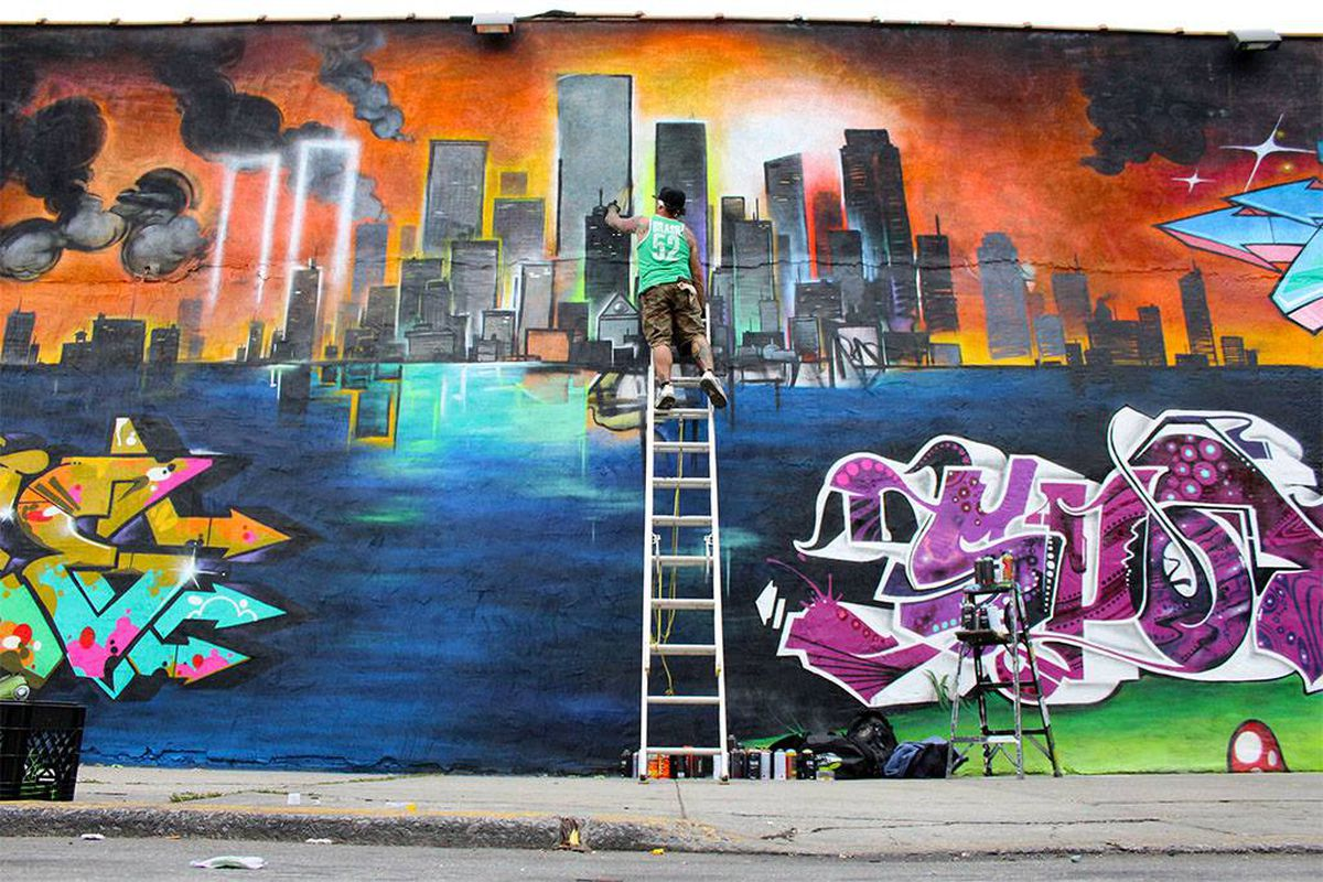 Photographer billy schon of fresh paint nyc on capturing new yorks graffiti