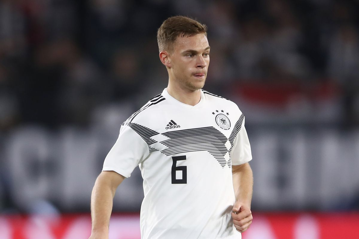 competitive price 266d2 be47b The reasoning behind playing Bayern Munich's Joshua Kimmich ...