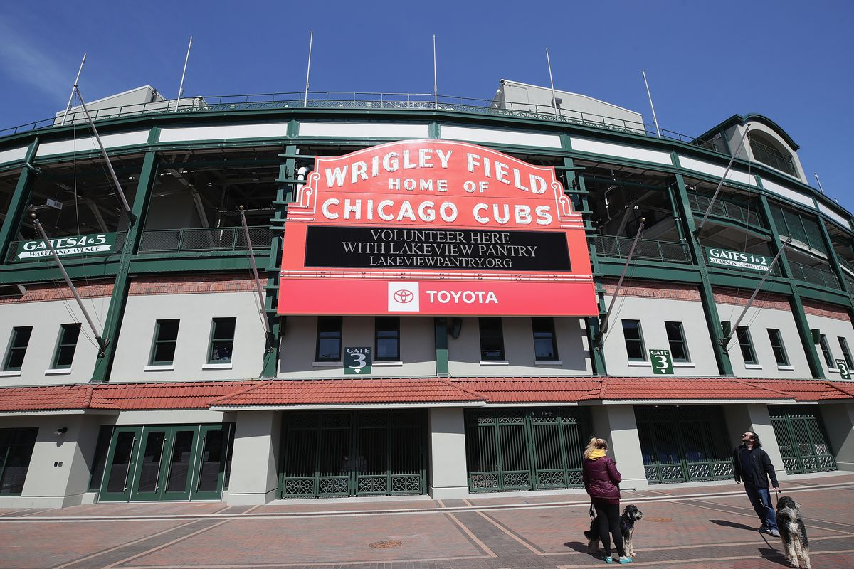 Laiah Zuniga has sued the Cubs and Major League Baseball after she was hit by a foul ball in 2018.