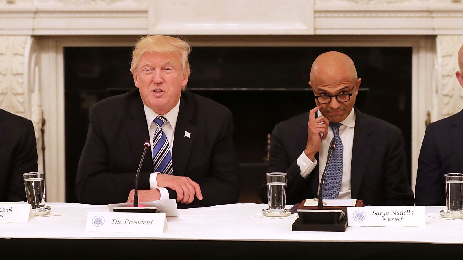 Apple, Amazon and Google spent record sums to lobby Trump earlier this summer