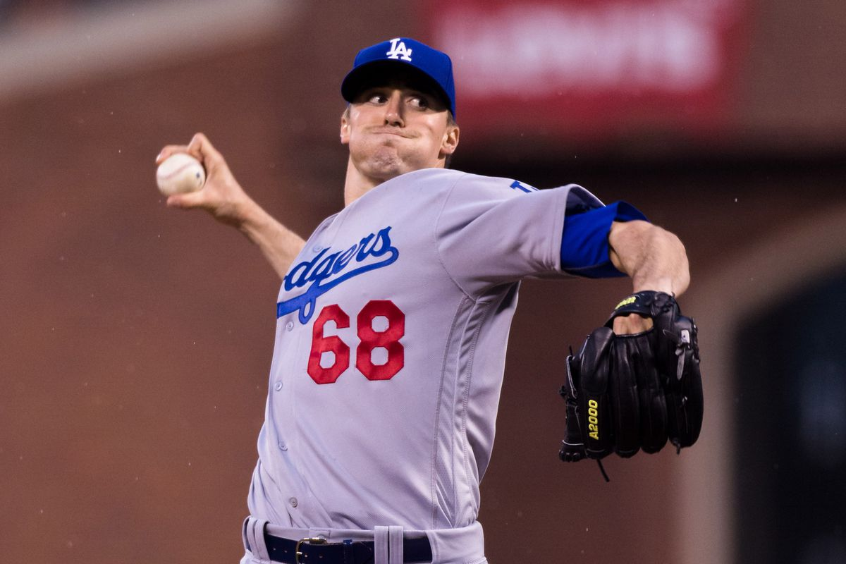 The one with Ross Stripling and the near Bumpus Jones feat ...