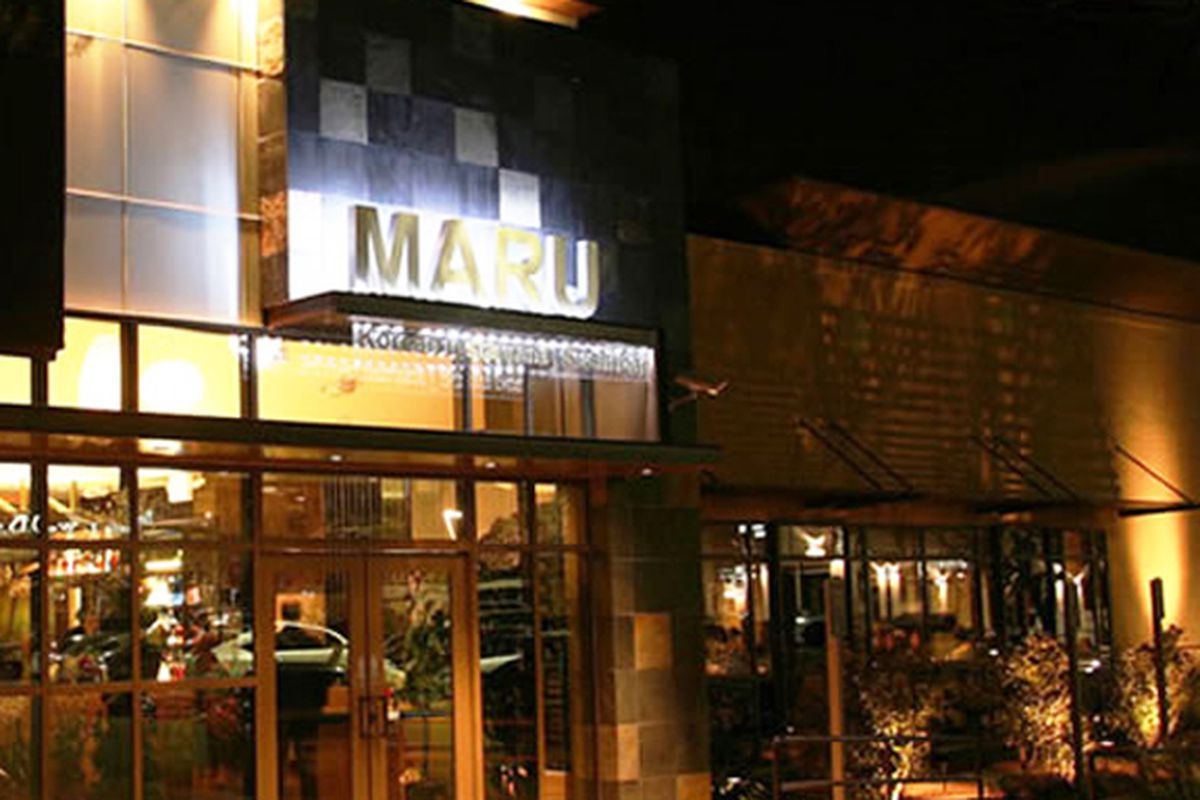 Maru Korean BBQ & Sushi