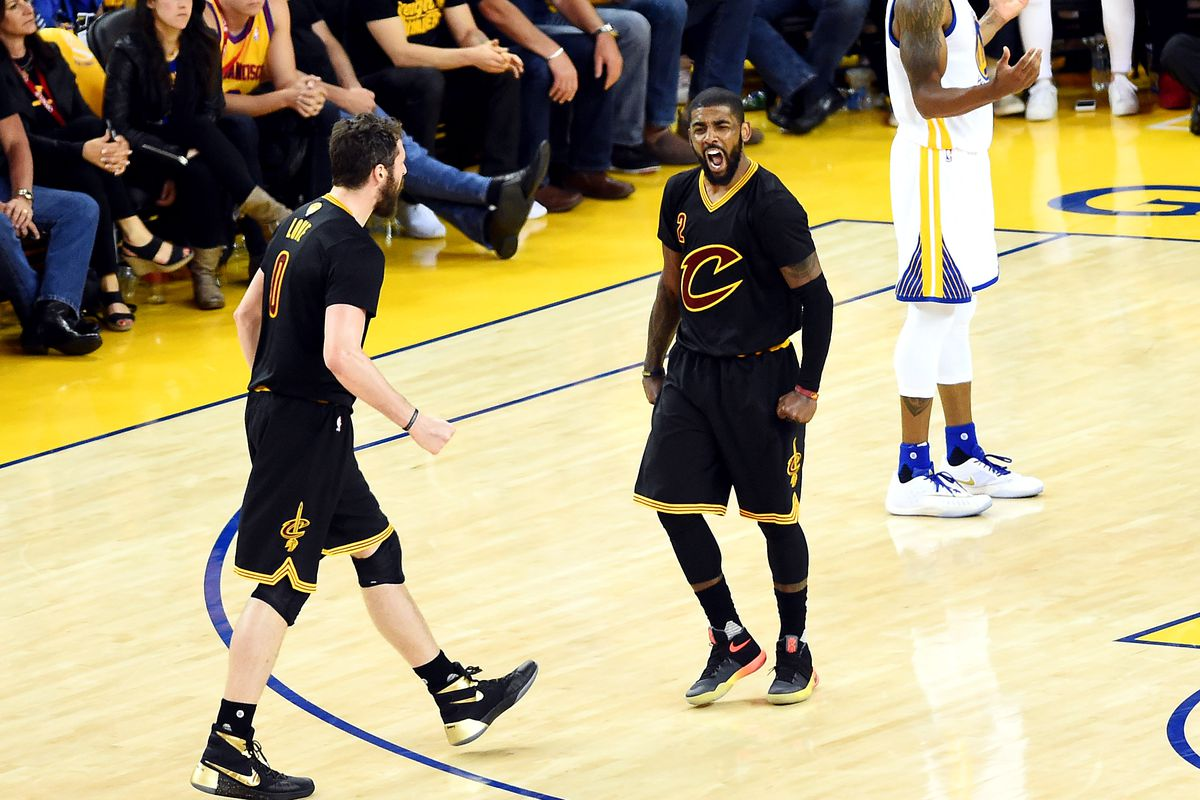 new styles 930a6 4b883 Cavaliers vs. Warriors 2016 final score: LeBron James and ...