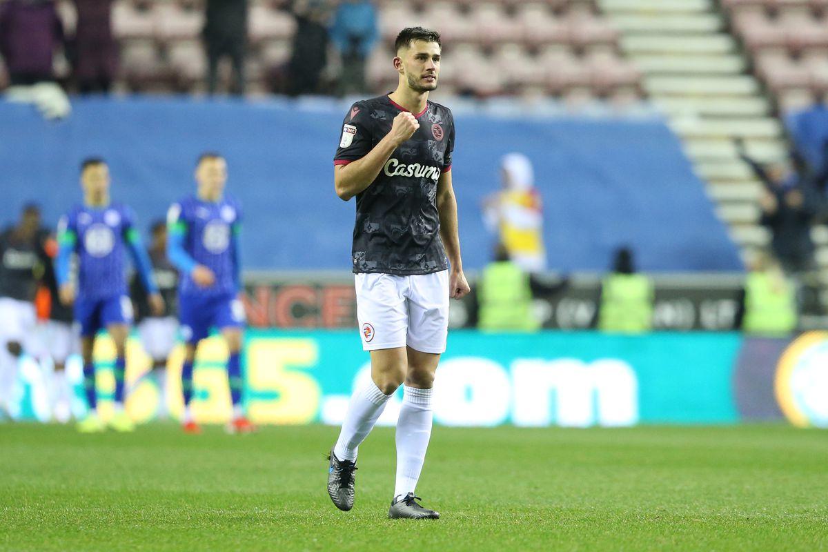 Wigan Athletic v Reading - Sky Bet Championship