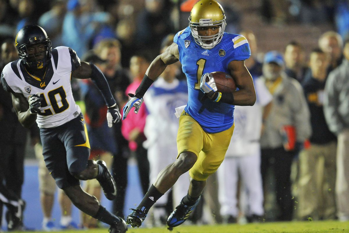 The chance for Shaq Evans and the Bruins to prove they belong is here.