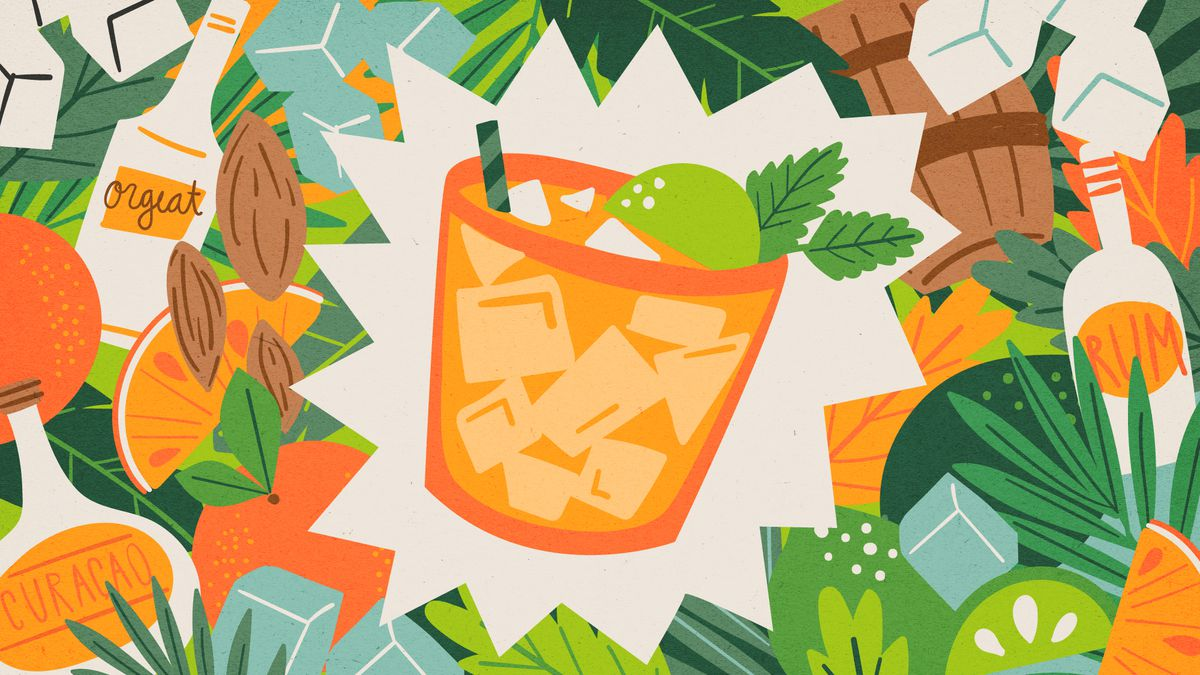 You Deserve a Mai Tai — A Real One, That Is - Eater