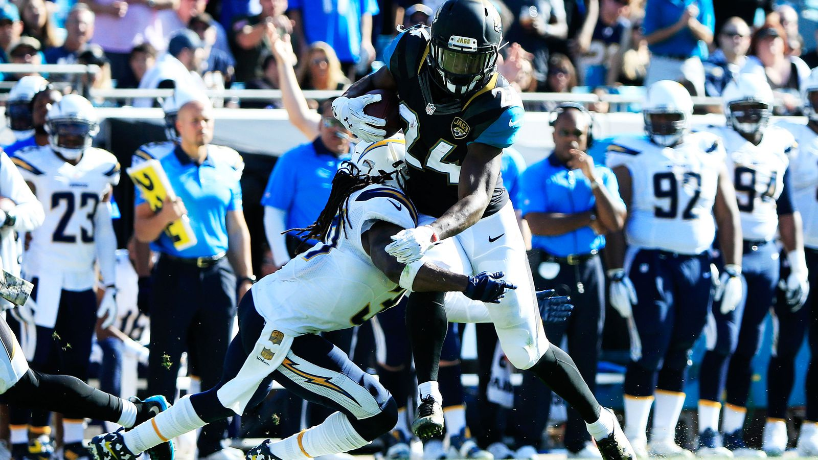 Jaguars Vs Chargers Game Time Tv Schedule Online