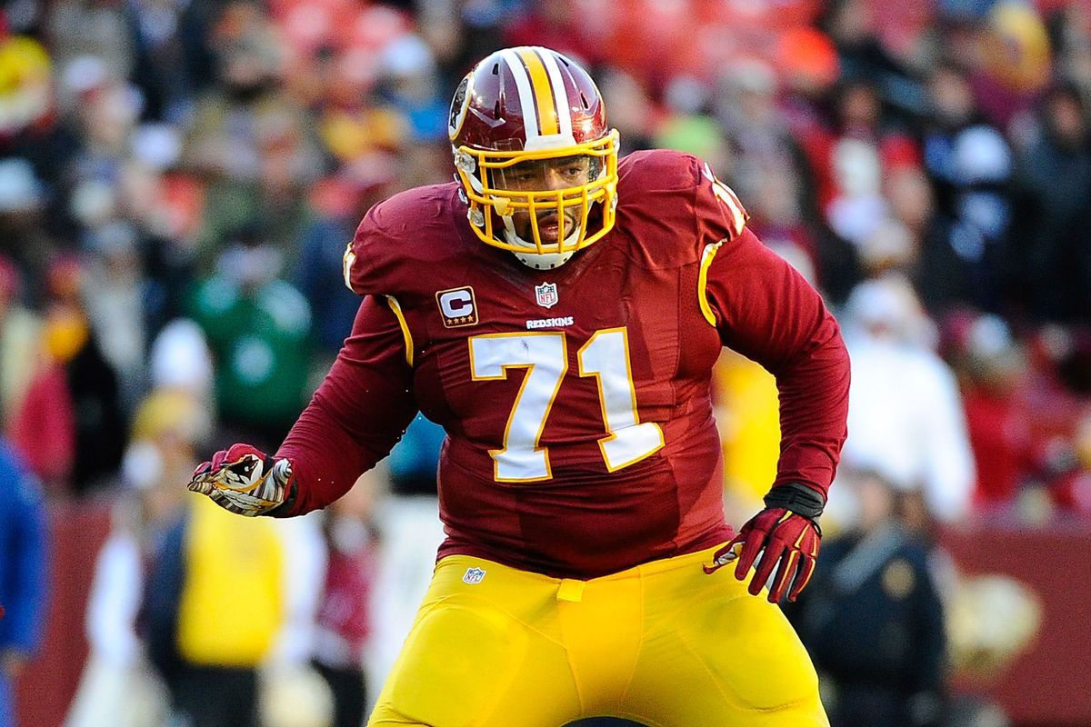 Redskins and Trent Williams Agree on Five Year Extension Hogs Haven