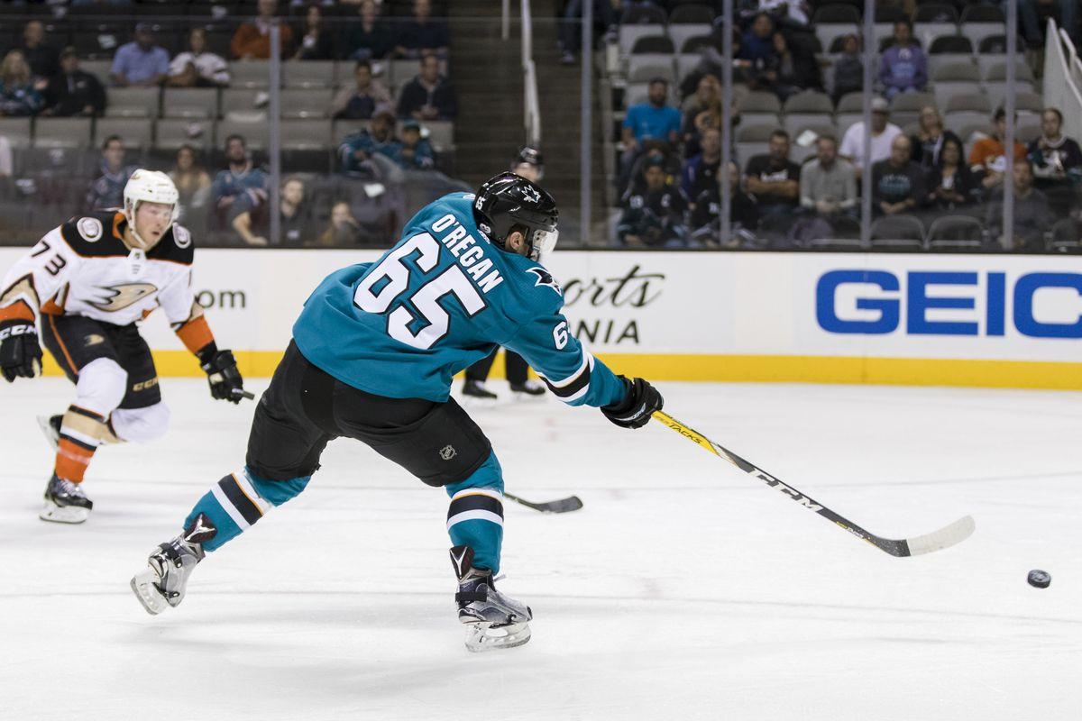 NHL: Preseason-Anaheim Ducks at San Jose Sharks