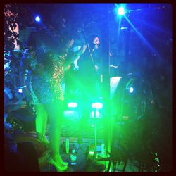 """The crowd went wild when Bryan Ferry sang the Roxy Music classic, """"More Than This."""""""