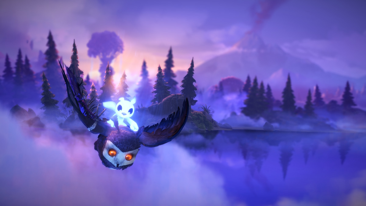 How Ori And The Will Of The Wisps Improves One Of The Best Looking
