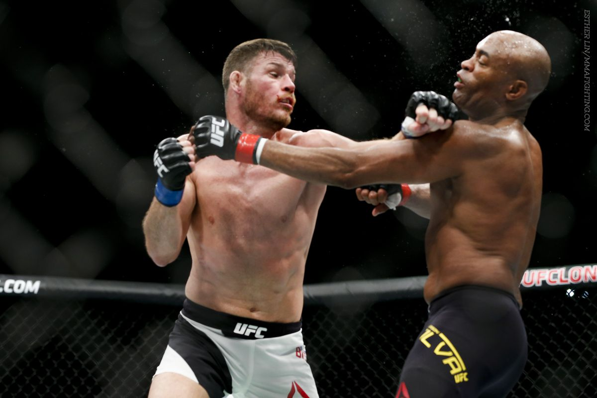 michael bisping slams  u0026 39 jacare u0026 39  souza for turning down