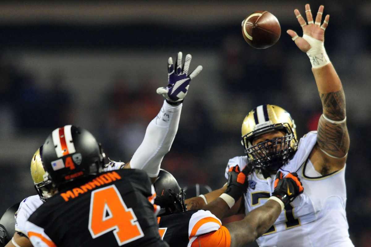 Danny Shelton will solidify his role as the heart of Washington's defense this fall.