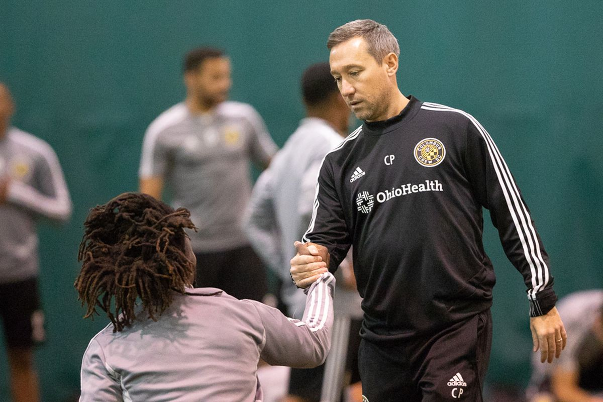 d1cc4ecfa8b New Crew manager looks to maintain the good locker room culture. Caleb  Porter ...