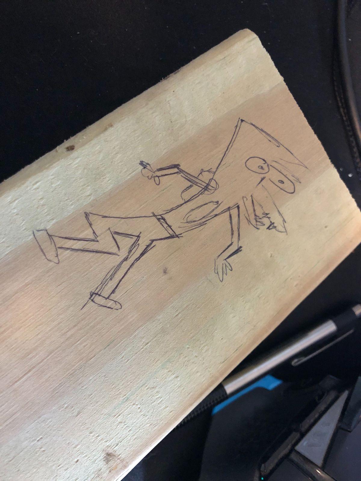 Polygon tries to draw Crash Bandicoot from memory 3