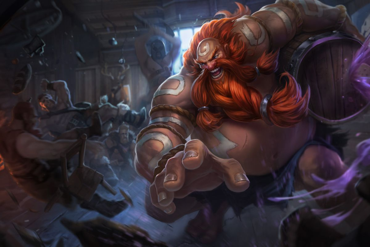Master Yi, Gragas receive buffs in Patch 7 2 - The Rift Herald