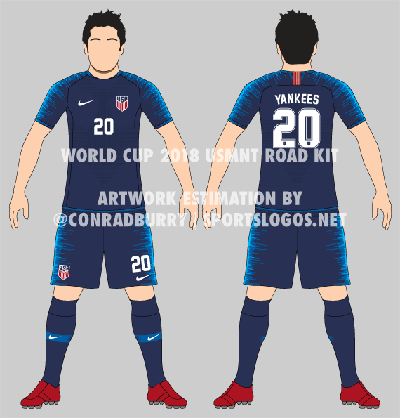 quality design cf9d9 e4af2 These rumored USMNT jerseys would be the best ones ever ...