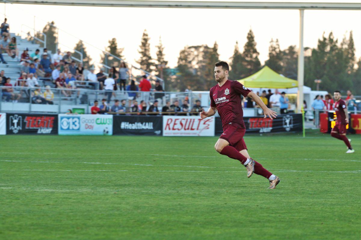 Photo Gallery: Sacramento Republic vs Kitsap Pumas SC