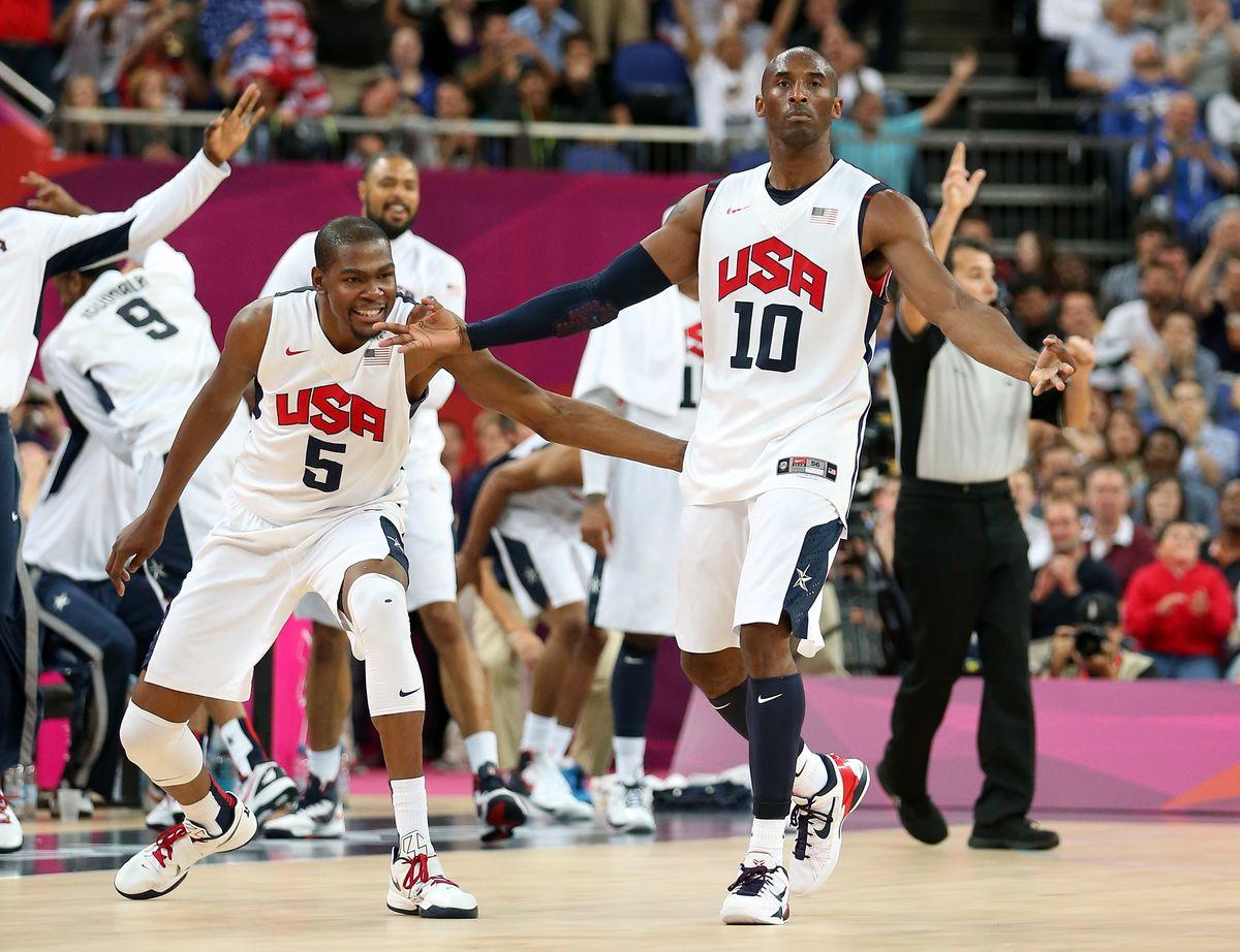 Olympics Day 12 - Basketball