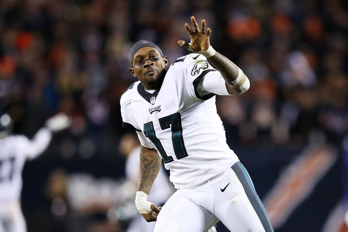 Alshon Jeffery wants the Eagles to bring Kelly Green uniforms back ... df734b032