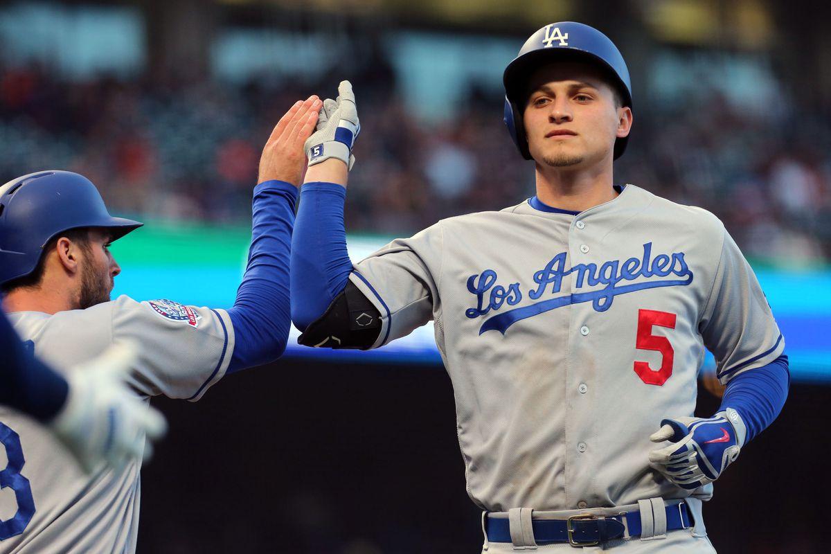 MLB: Game 2-Los Angeles Dodgers at San Francisco Giants