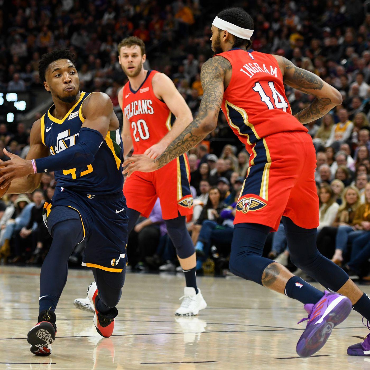 Utah Jazz Win Streak Snapped With Crazy Ot Loss To New